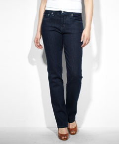Levis straight fit jeans