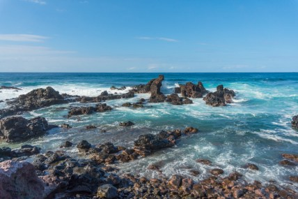 Rugged Waters, Ho'okipa