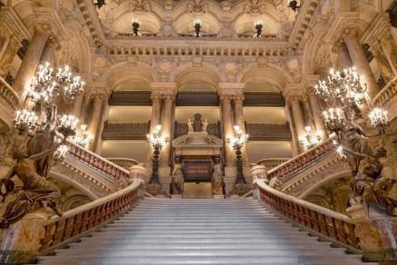 Palais Garnier, Grand Staircase