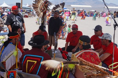 Pow Wow Drum Circle