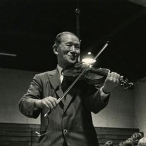 Dr. Shinichi Suzuki (1898-1998)