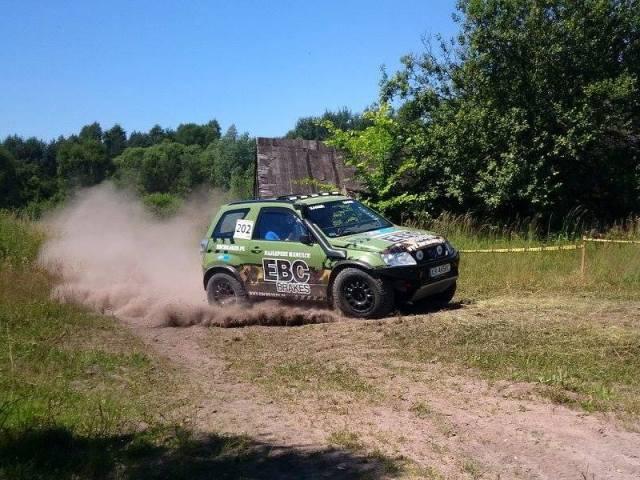 EBC Brakes Team Poland na Kager Terenowiec Super Rally – Zaklików