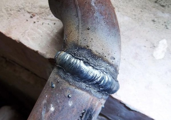 Как сделать правильный шов электросваркой