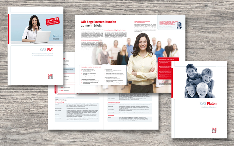 product brochures for software company \u2013 svenja wright
