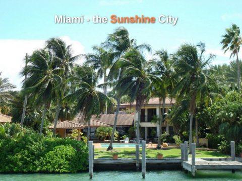 Miami, Florida, the Sunshine City, Featured Image, USA