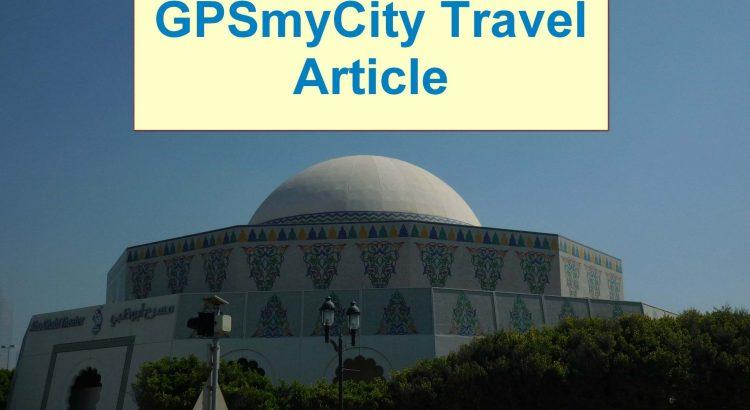 GPSmyCity, Featured Image, Abu Dhabi, UAE