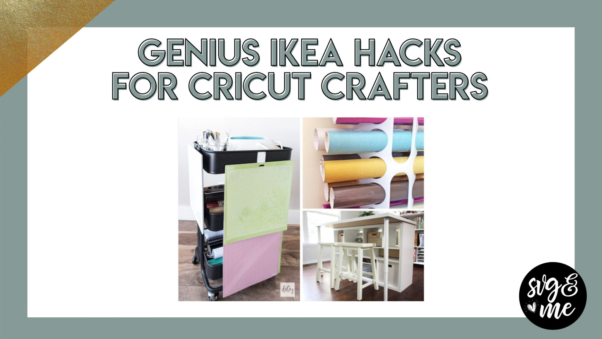 9 Genius Cricut Ikea Hacks For Crafters Svg Me