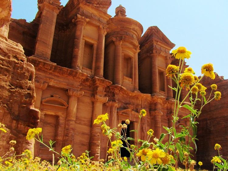 Monastery at Petra