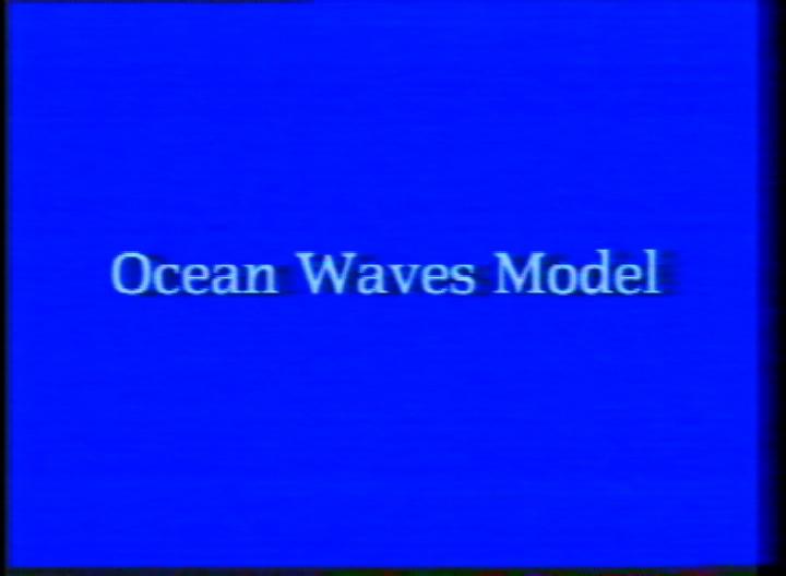 SVS Ocean Waves Model