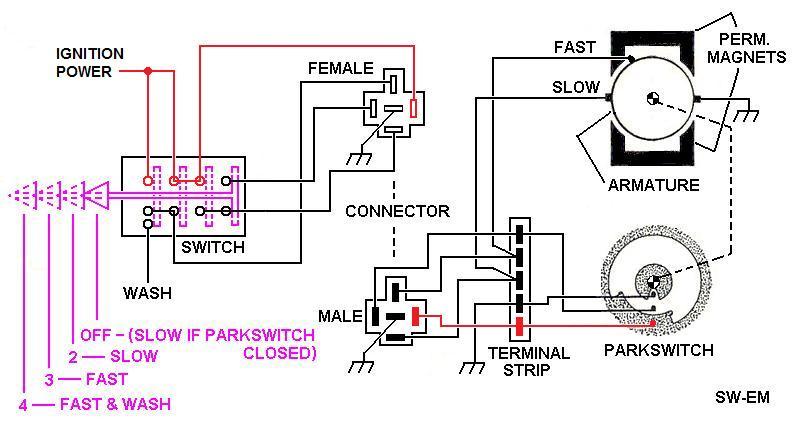 1966 Volkswagen Wiring Diagram Electrical Circuit Electrical