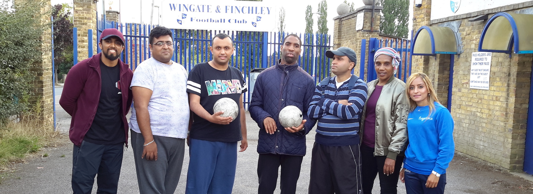 Wingate and Finchley FC Disabled Fans Forum