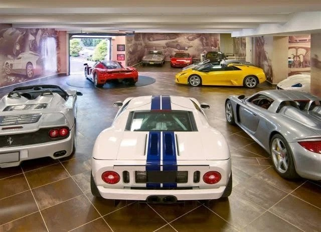 luxury car garages custom car garage garage car