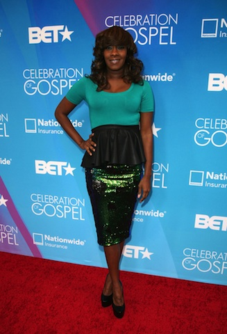 Le'Andria Johnson Speaks On It