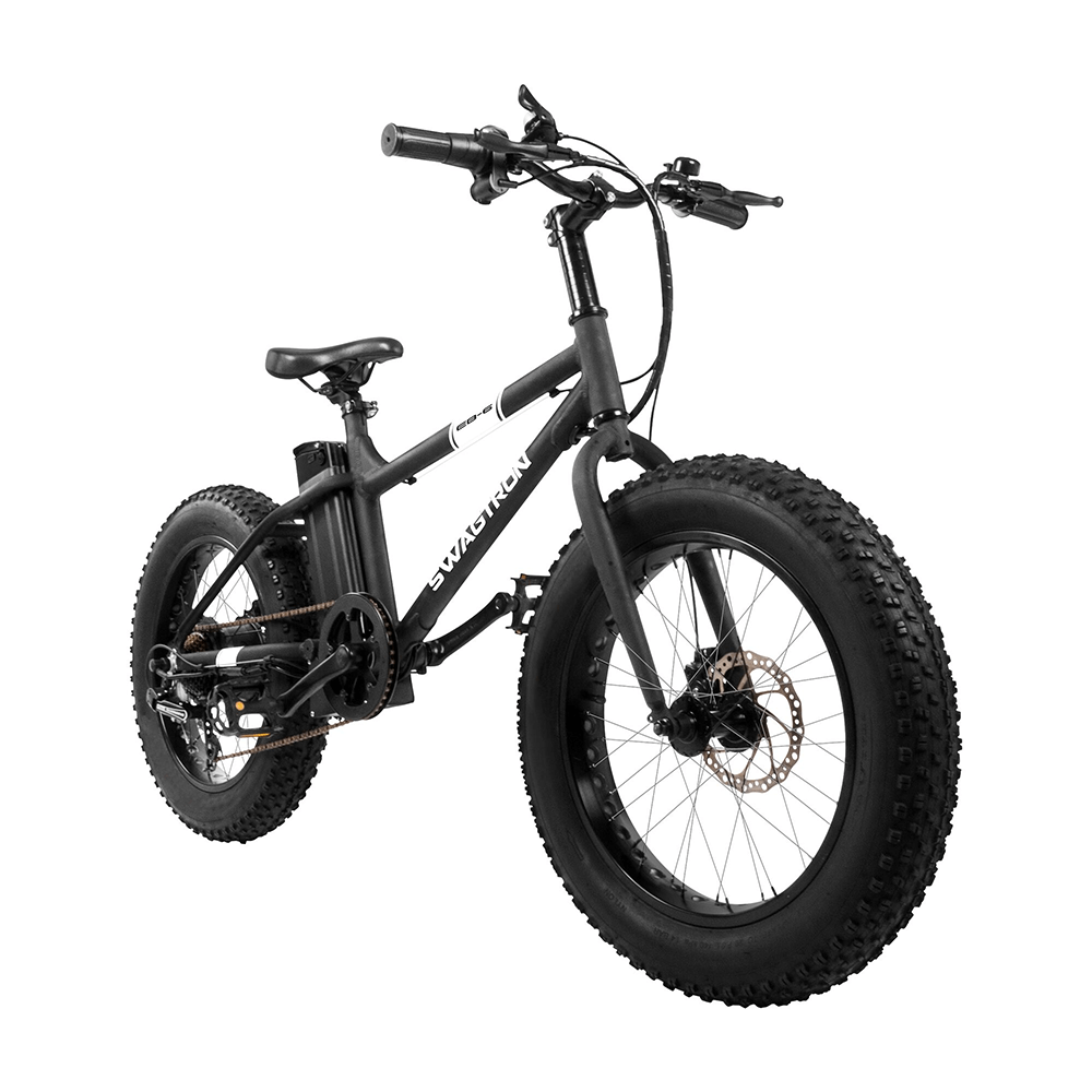 Fat Bike Swagtron Eb6 Kids Electric Fat Bike