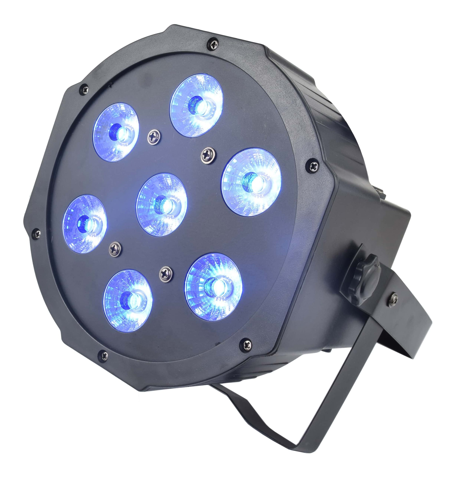 Led Dmx Stage Lighting Compact Led Dmx Par Rgbw 7 Led