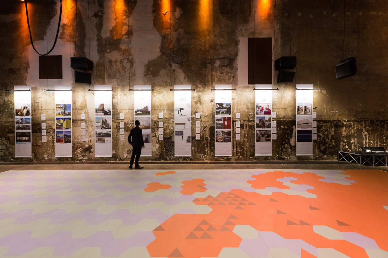 Architecte Paris 10 Exposition Europe 40 Under 40 2016 Chapelle Du Couvent Des