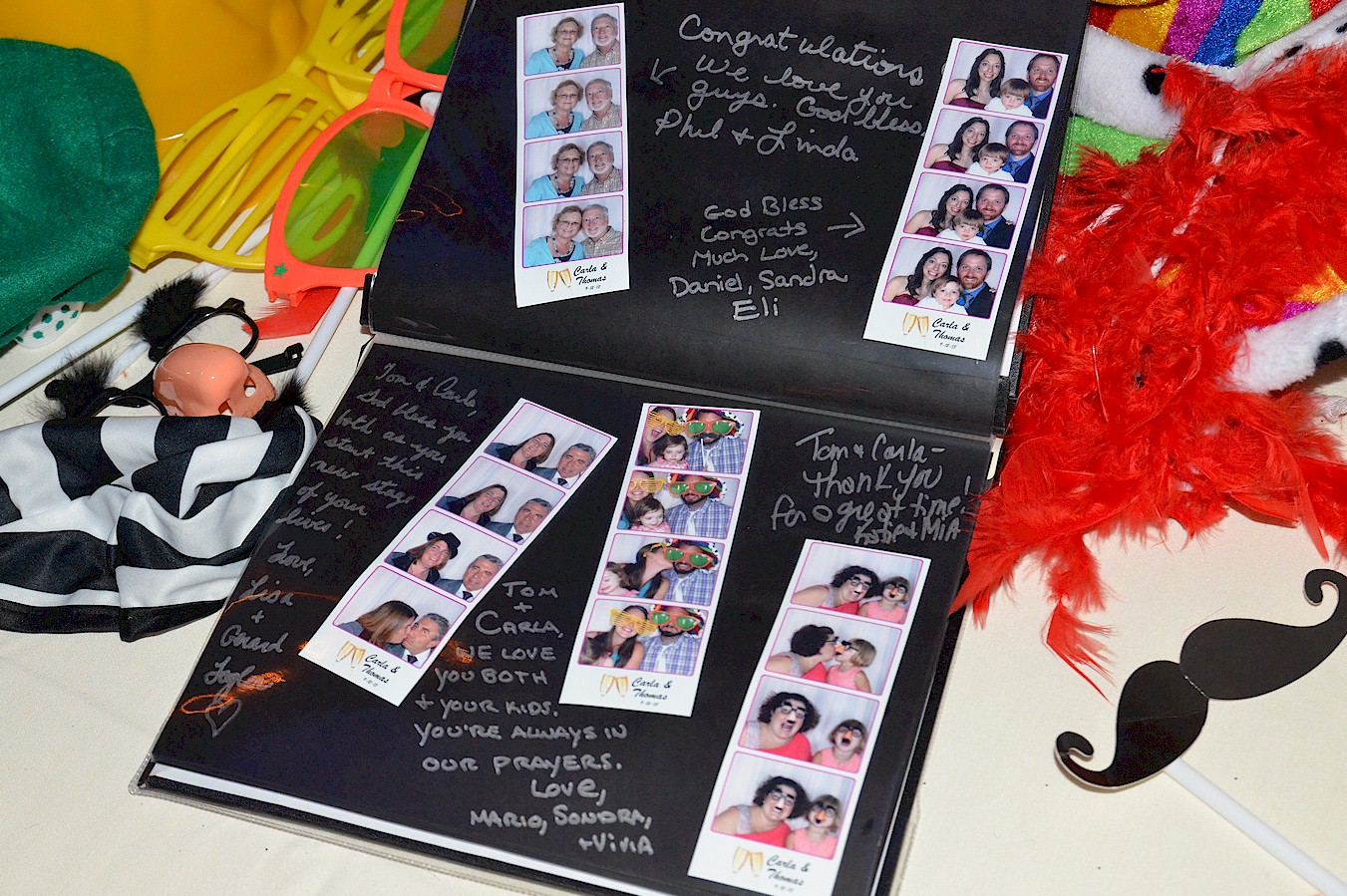 Hochzeitsideen Feier Alternative Guest Book Ideas Swank Events