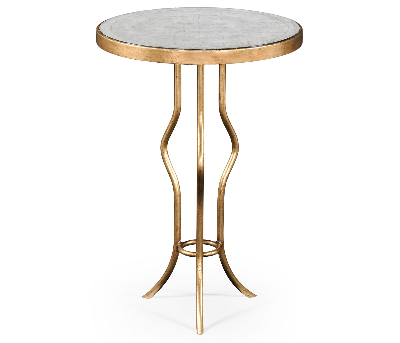 Side Table Glas Glass Side Table Round Swanky Interiors