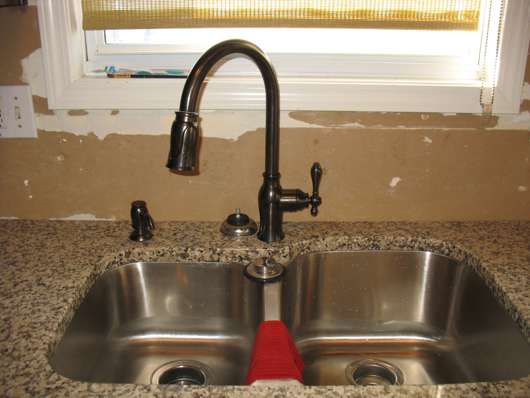 Kitchen Faucets For Granite Countertops Pinterest The Worlds Catalog Of Ideas