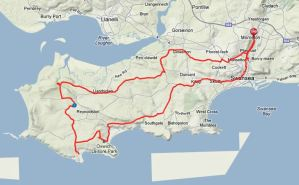 Gower Route
