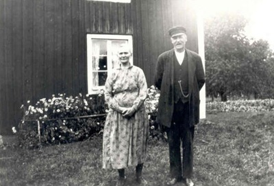 Emma Kristina and Karl Simon Svensson (Philip's parents)