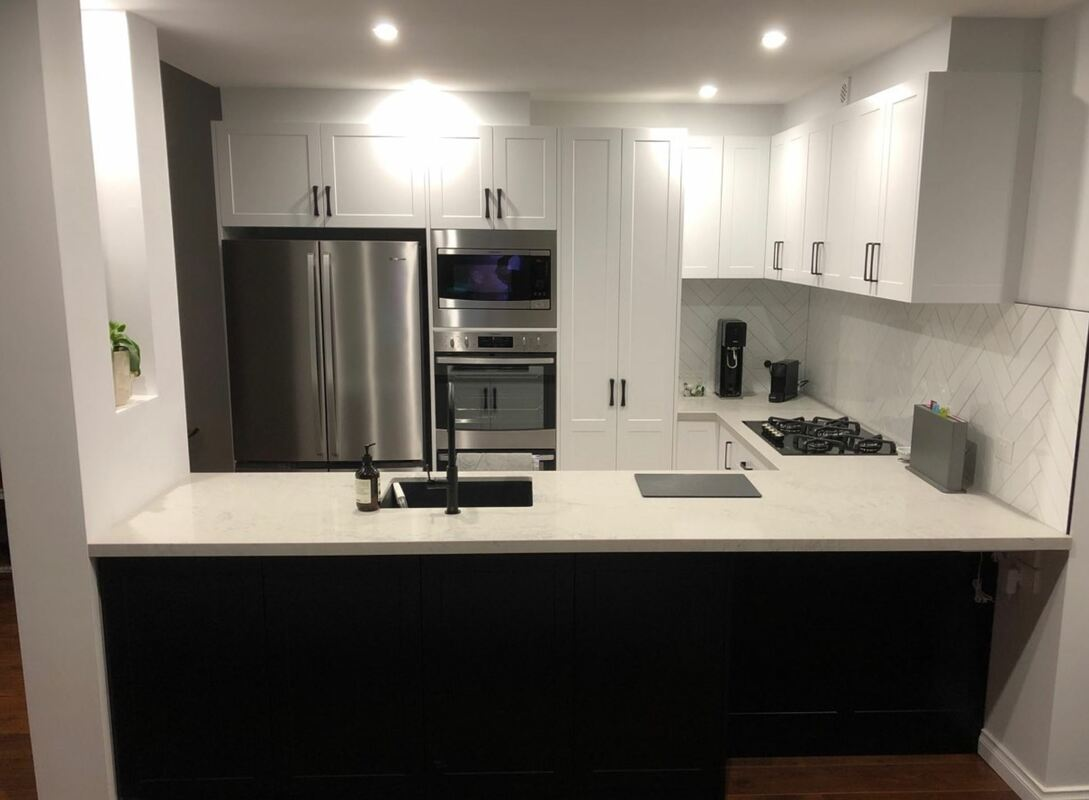 Benchtop Melbourne Kitchen Benchtop Facelifts And Replacements Melbourne