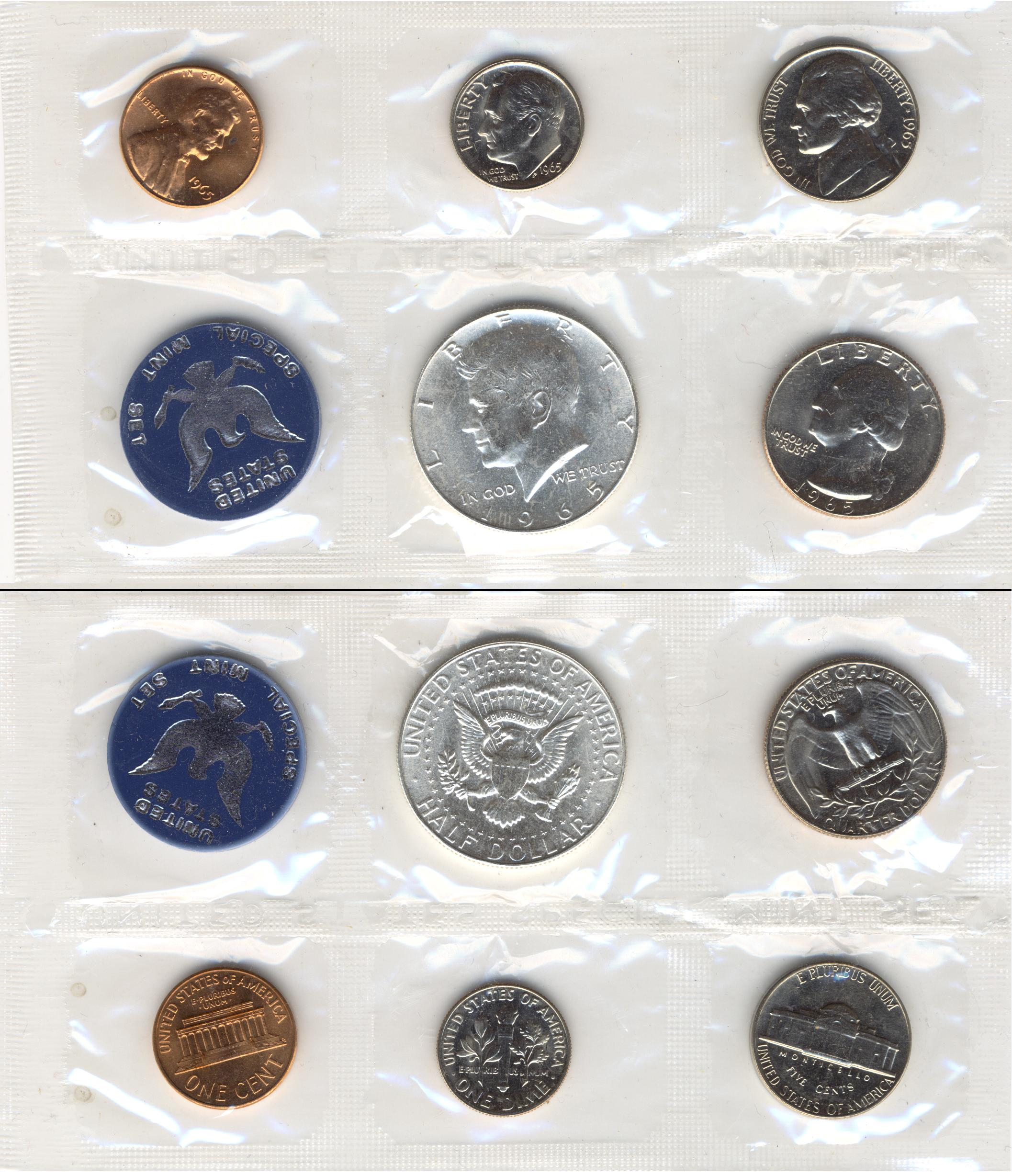 Mint Set U S Mint Uncirculated Coin Sets 1963 To 1990 Cheap Deep