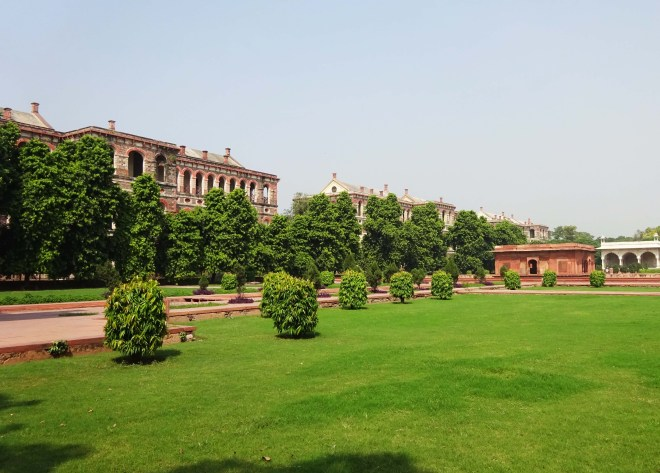 red fort7
