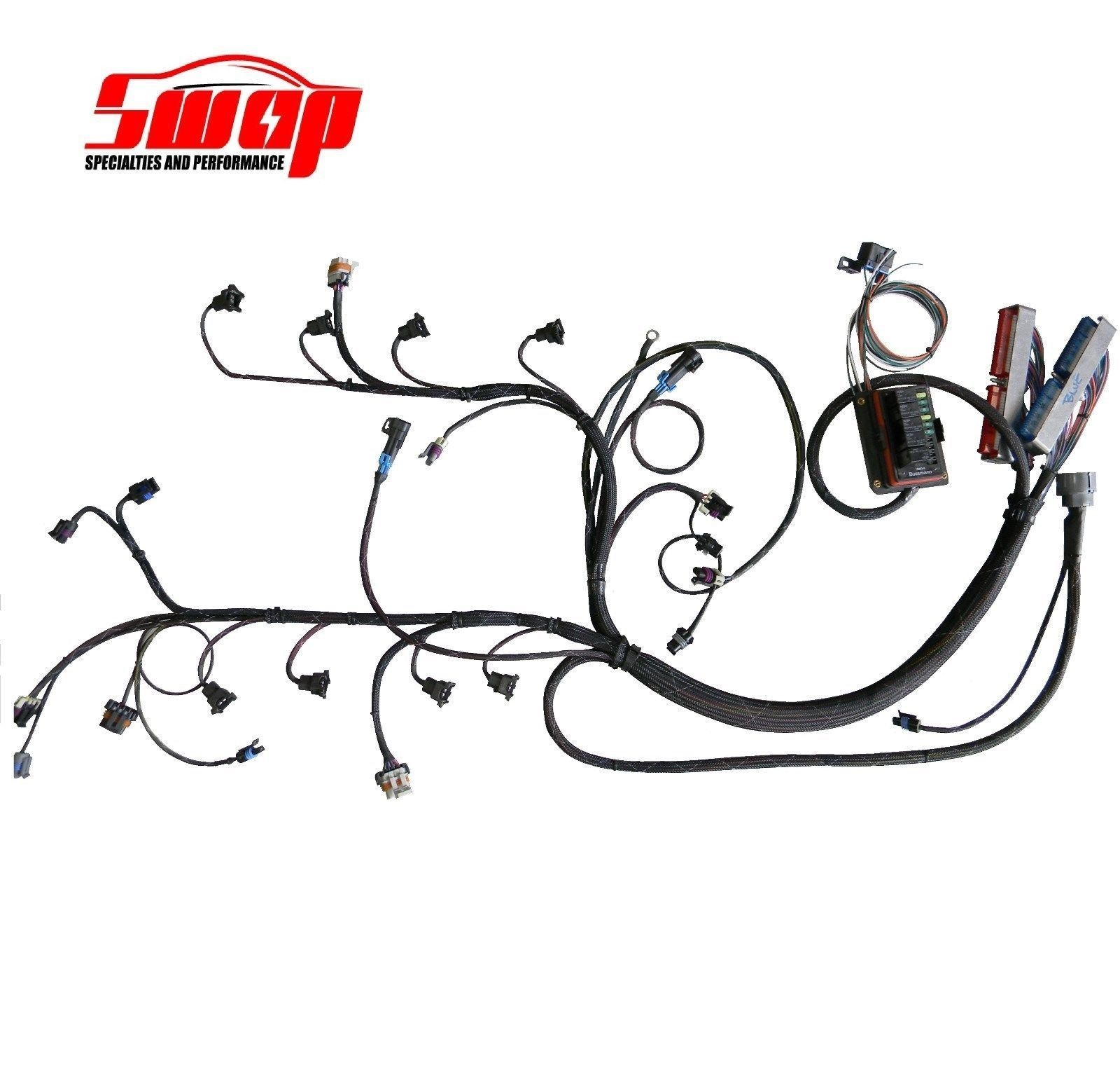 duramax pcm wiring harness