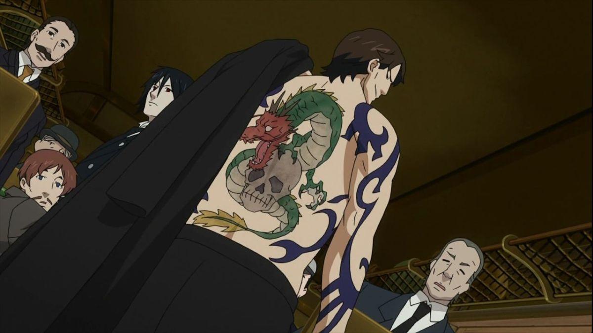 Anime Killer Girl Wallpaper Charm Of Japanese Bad Boys The Yakuza A Journalist S Diary