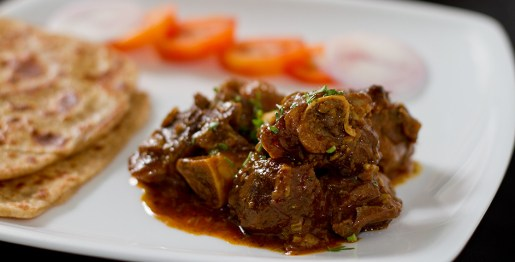 Punjabi Style Mutton Curry