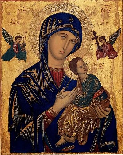 Nowenna do Matki Bożej Nieustającej Pomocy – 1 czerwca