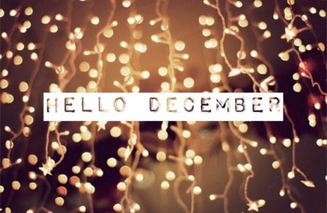 goal hello december
