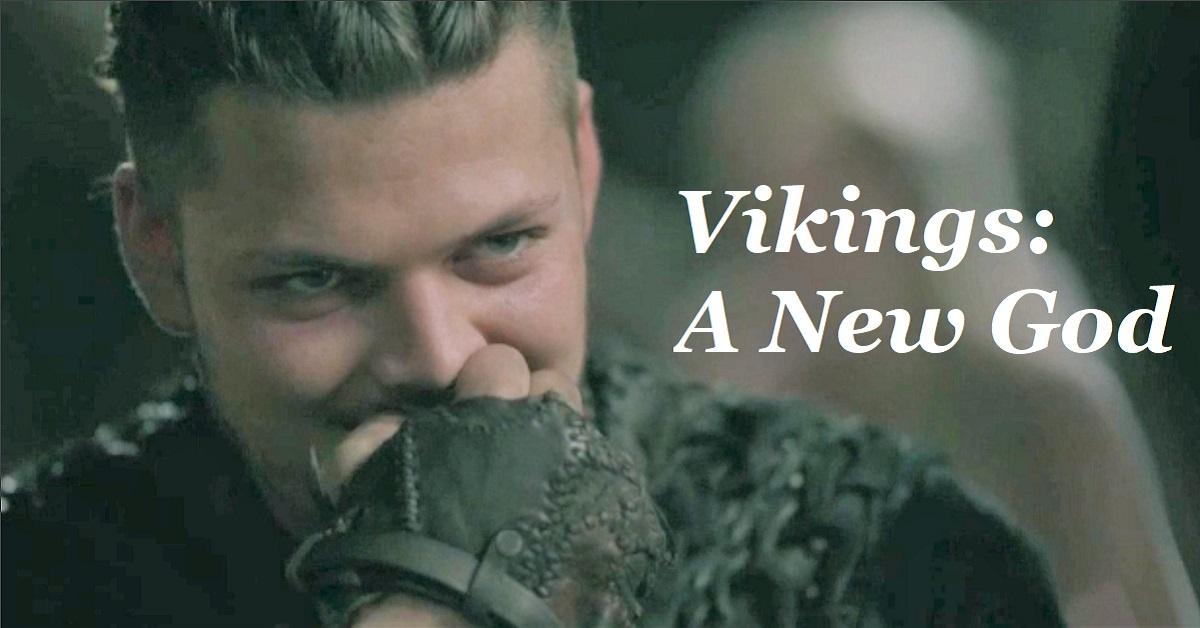 Sweatpants Tv Vikings Season 5 Episode 13 A New God