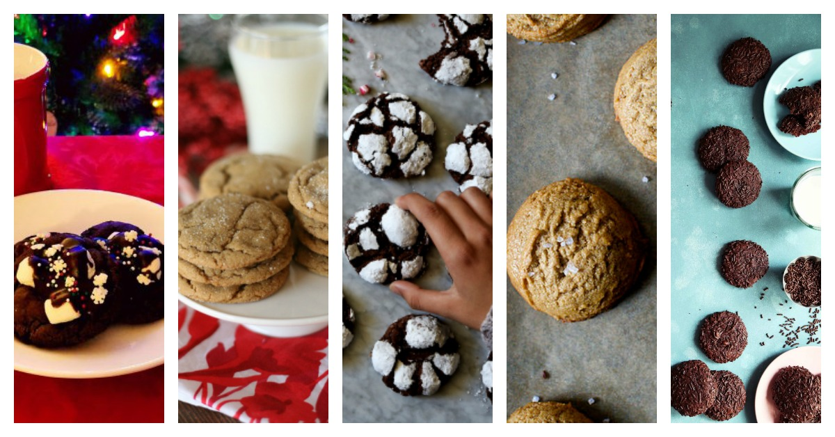 The Dessert Nerd39s 5 Favorite Holiday Cookie Recipes