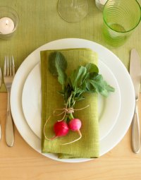 Spring Table Settings | sweet abode