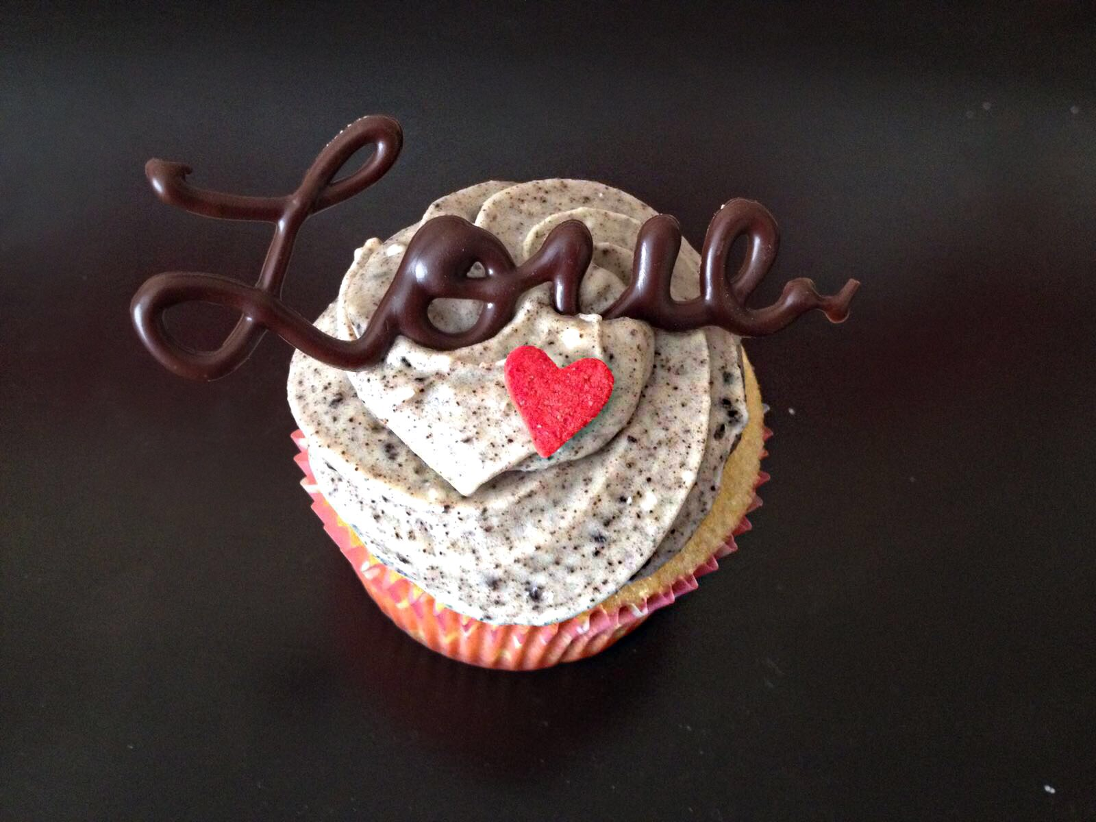 Como Decorar Galletas De Corazon Cupcakes Y Corazones