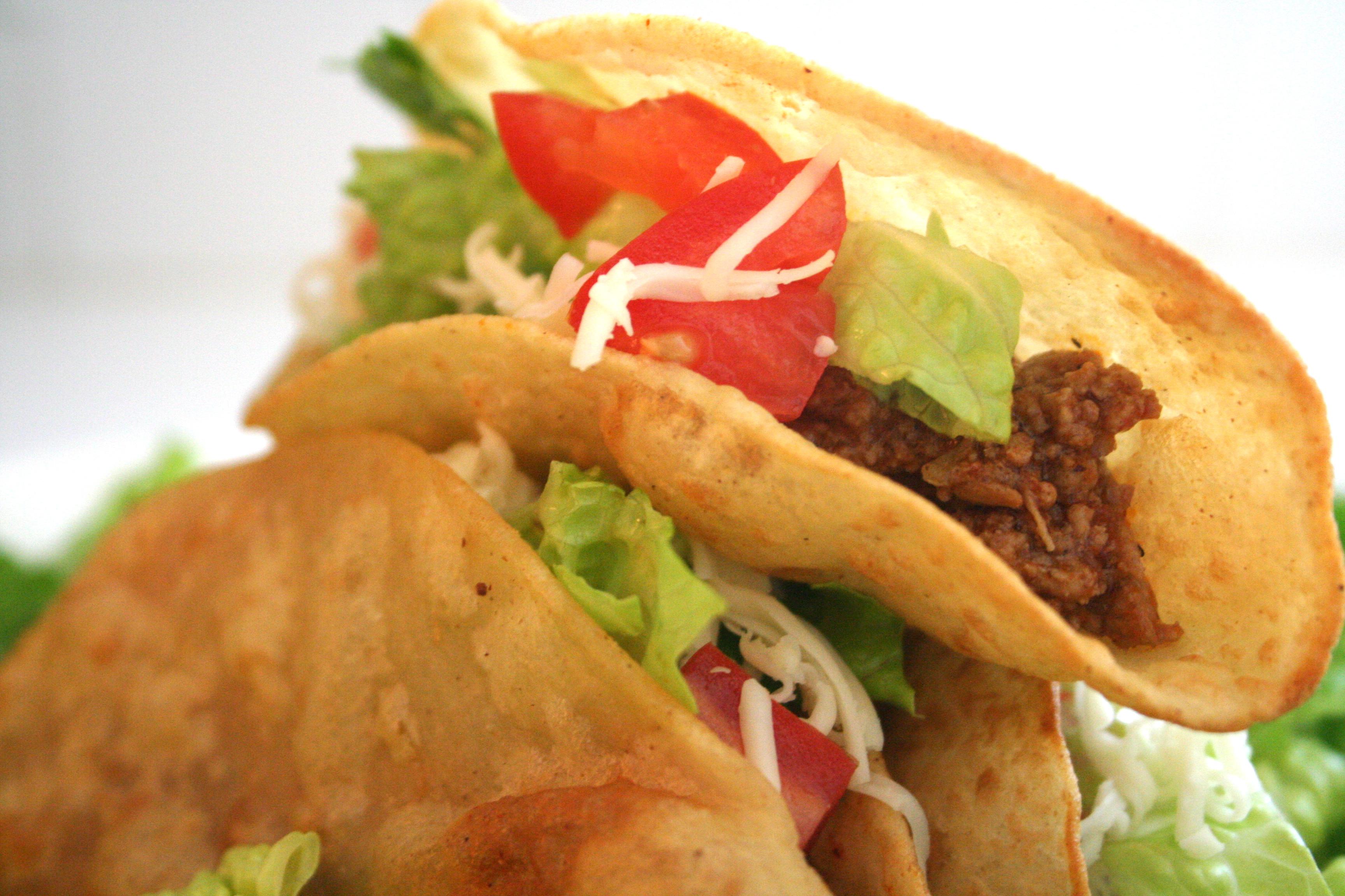 Fullsize Of Ground Turkey Tacos