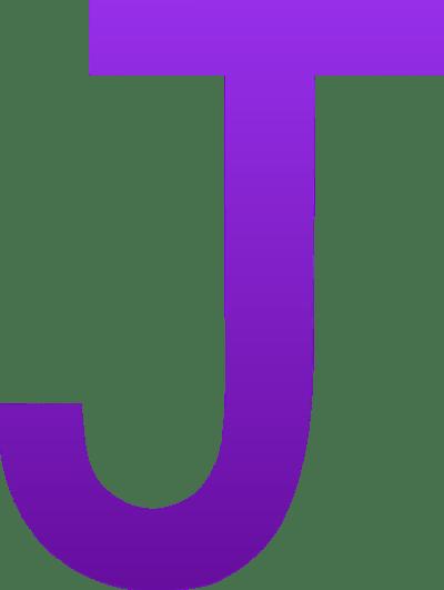 The Letter J - Free Clip Art