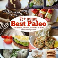 25 Perfectly Paleo Dishes