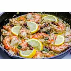 Breathtaking Garlic Lemon Creamy Shrimp Scampi Dip Outback Nutrition Creamy Shrimp Scampi Recipe Without Wine One Pot Creamy Shrimp Florentine Skillet Recipe nice food Creamy Shrimp Scampi