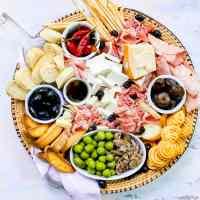 Ultimate Italian Cheese Plate  Sweet Cs Designs