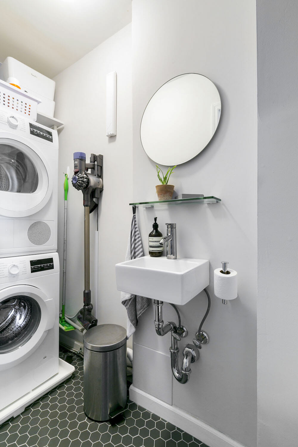 7 Small Laundry Room Ideas For City Dwellers Tired Of Laundromats