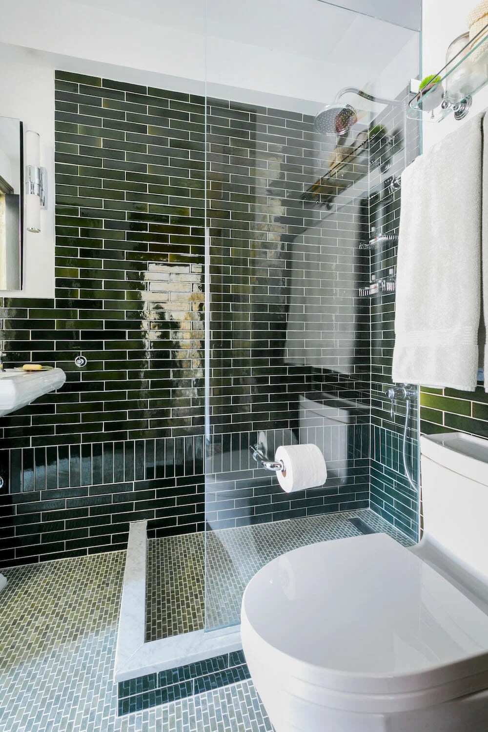 Check Out This Gramercy Park Bathroom Renovation In Nyc