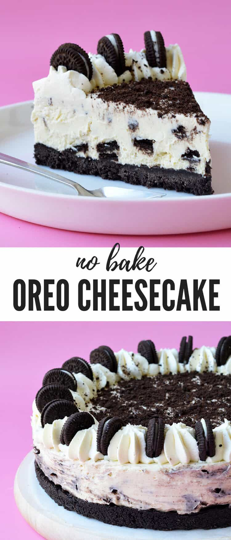 No Bake Oreo Kuchen No Bake Oreo Cheesecake Sweetest Menu