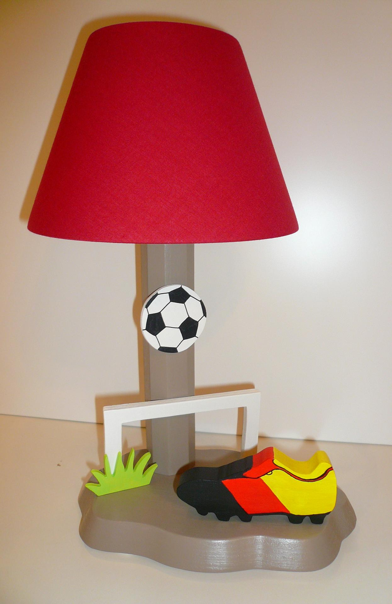 Fußball Lampe Lampe Quotfussball Quot
