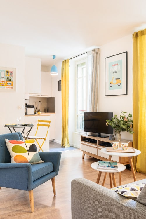 Sweet Home Paris Scandinave-salle-de-sejour 5 | Sweet Home Paris