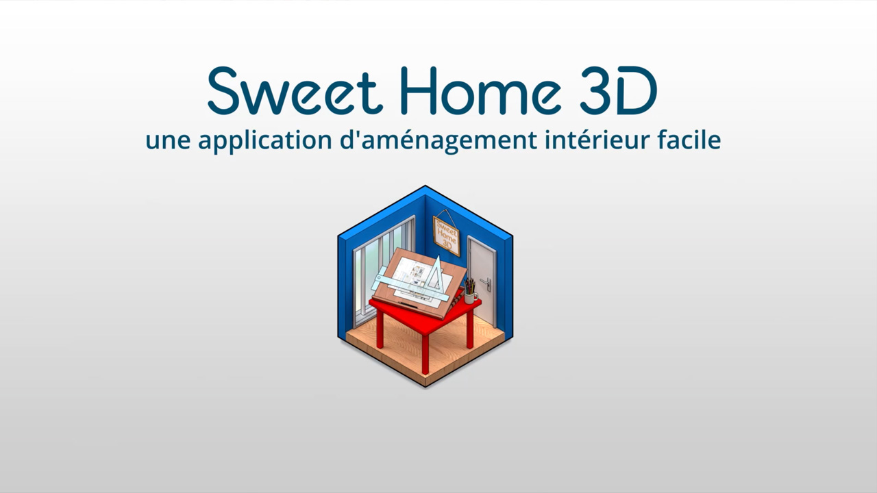 Application Dessin Mac Sweet Home 3d Dessinez Vos Plans D Aménagement Librement