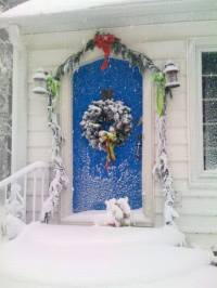 10-winter front door decoration (81)