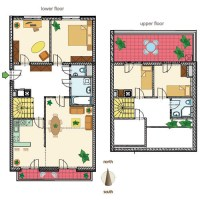House Plans with Basement Apartments (2446)